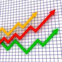 Marchés financiers en hausse