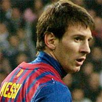 Photo du footballeur Lionel Messi