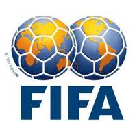 Logo de la FIFA (Fédération Internationale de Football Association)
