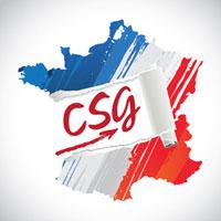 Contribution sociale généralisée (CSG)