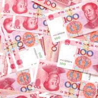Billets en Yuans Chinois