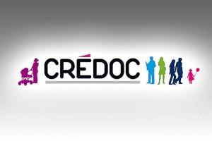 Logo Crédoc