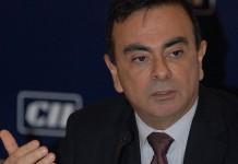 Photo de Carlos Ghosn, PDG de l'Alliance Renault-Nissan