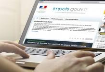 Site internet des impôts