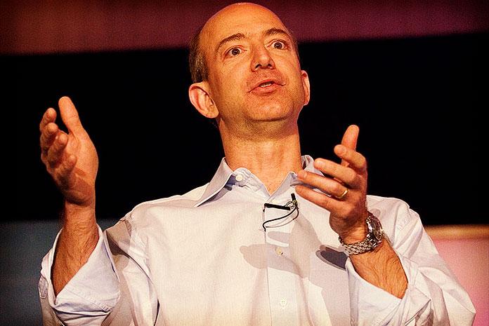 Photo de Jeff Bezos